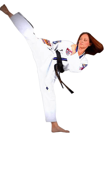 Sr. Master Corina Black ATA Martial Arts Lakewood