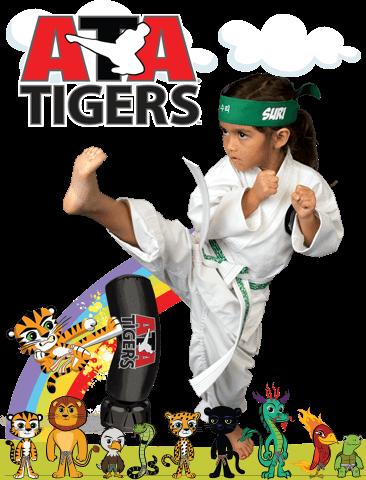 ATA Martial Arts ATA Martial Arts Lakewood - ATA Tigers
